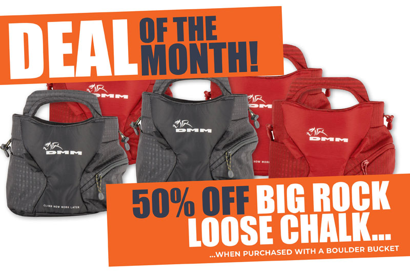 Deal of the Month in the Big Rock Shop