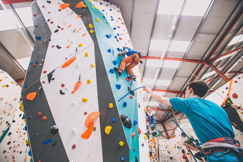 Learn to Climb at Big Rock in Milton Keynes