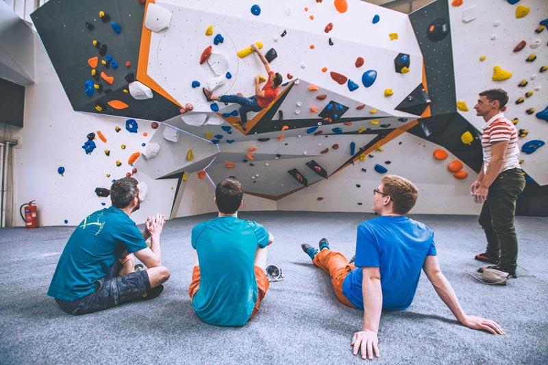 Big Rock Climbing, Bletchley & Kingston, Milton Keynes