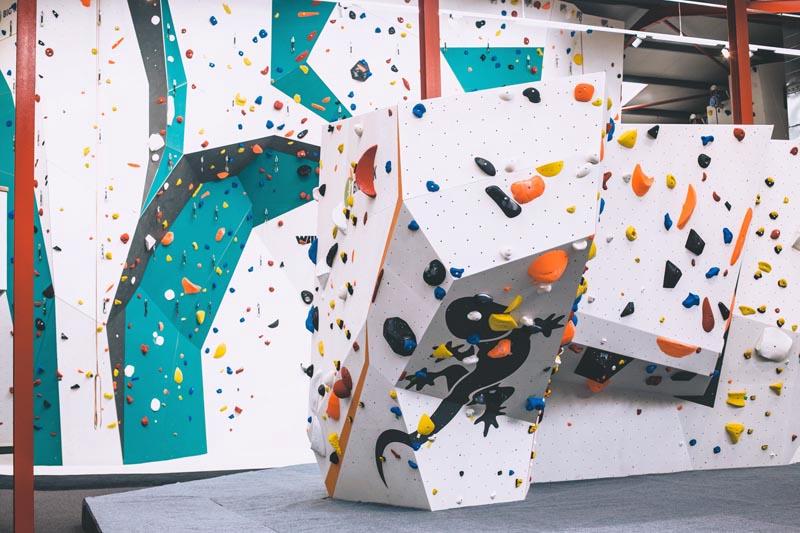 Big Rock Bond Climbing Centre, Bletchley, Milton Keynes