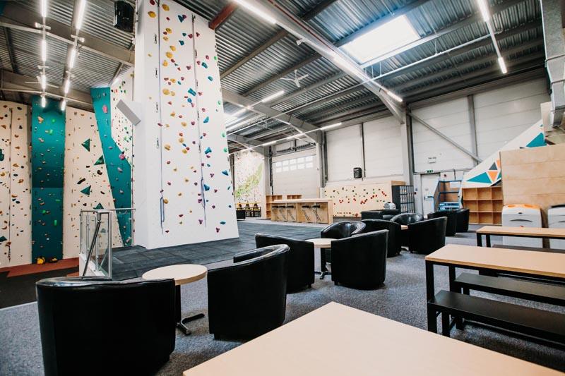 Big Rock Hub Climbing Centre, Kingston, Milton Keynes
