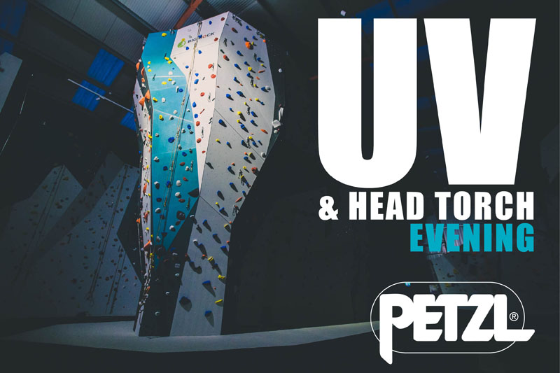 UV & Head Torch Evening